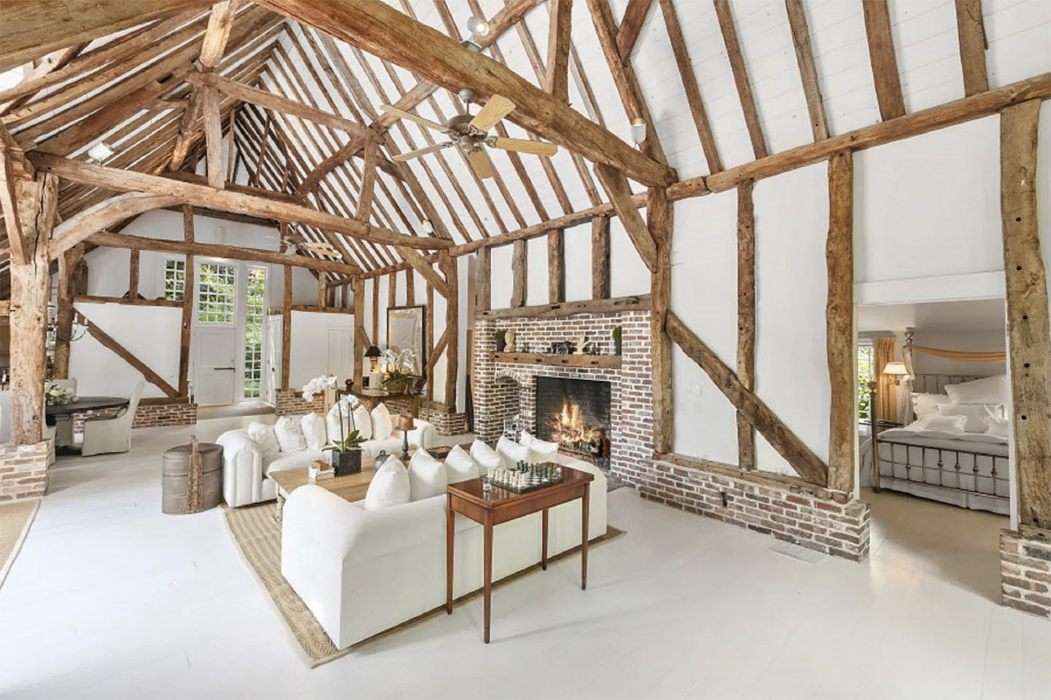 Barn Conversion Interior | Granite Building Warranties