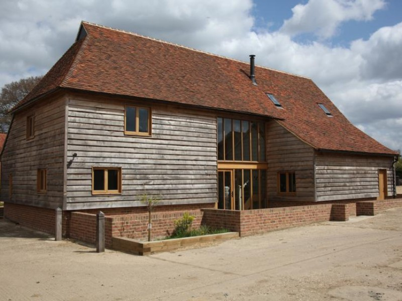 Barn Conversion Timber Frame | Granite Building Warranties