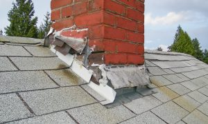 Chimney Flashing | Common New Home Defects | Granite Building Warranties
