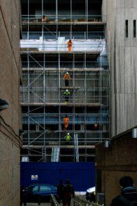 Building Regulations - high rise construction