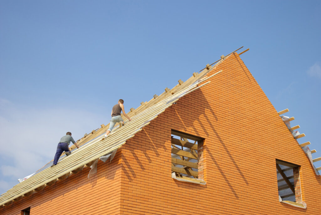 Gable End Walls | Gable Roof Building