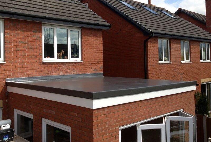 IBG - Flat Roof